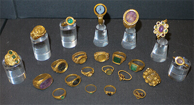 image 2 showing a set of ring designs